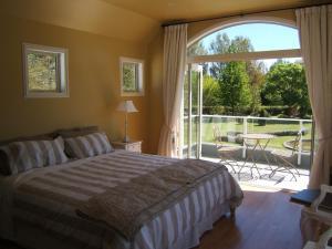 Oakhampton Lodge, Отели типа «постель и завтрак»  Rangiora - big - 7