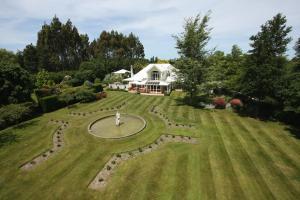 Oakhampton Lodge, Отели типа «постель и завтрак»  Rangiora - big - 17