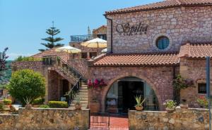 Spilia Village Hotel & Villas, Hotely  Spiliá - big - 156