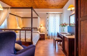 Spilia Village Hotel & Villas, Hotely  Spiliá - big - 81