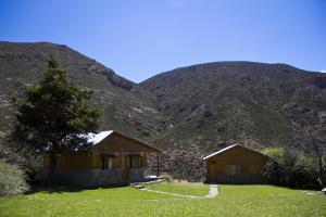 Cabañas Las Retamas, Chaty  Potrerillos - big - 8