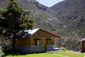 Cabañas Las Retamas, Chaty  Potrerillos - big - 9