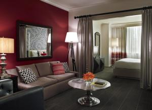 Suite mit Kingsize-Bett - barrierefrei