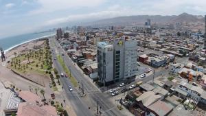 Alto del Sol Costanera Antofagasta, Отели  Антофагаста - big - 21