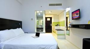 Keys Select Hotel, Thiruvananthapuram, Szállodák  Trivandrum - big - 6