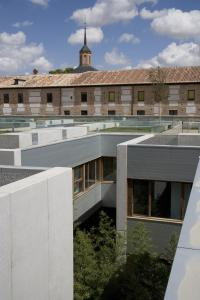 Parador de Alcalá de Henares, Szállodák  Alcalá de Henares - big - 26