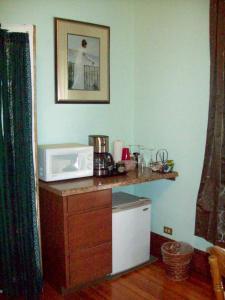 Suite met Kingsize Bed en een Spabad