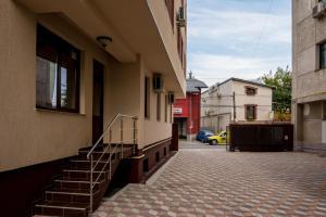 Vila Aris, B&B (nocľahy s raňajkami)  Iaşi - big - 33