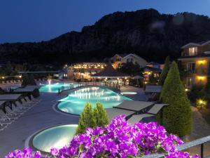 Club Alla Turca, Hotels  Dalyan - big - 79