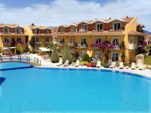 Club Alla Turca, Hotels  Dalyan - big - 71