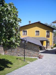 Apartamentos Rurales Casa Pachona, Apartmanok  Puerto de Vega - big - 84
