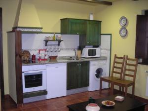 Apartamentos Rurales Casa Pachona, Апартаменты  Пуэрто-де-Вега - big - 11