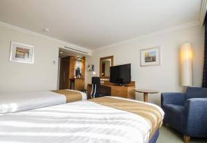Holiday Inn Norwich, Ipswich Road, Hotel  Norwich - big - 12