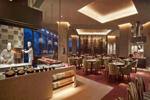 Shangri-La Hotel Tianjin, Отели  Тяньцзинь - big - 20