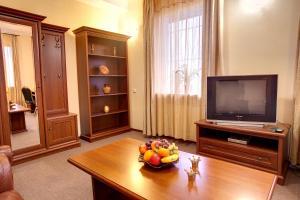 Korona Hotel, Hotely  Chubynske - big - 36