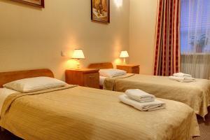 Korona Hotel, Hotely  Chubynske - big - 48