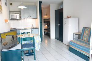 Appartements à côté Lac Marin de Port d'Albret, Apartmanok  Vieux-Boucau-les-Bains - big - 6