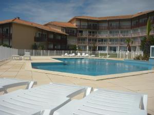 Appartements à côté Lac Marin de Port d'Albret, Apartmanok  Vieux-Boucau-les-Bains - big - 19