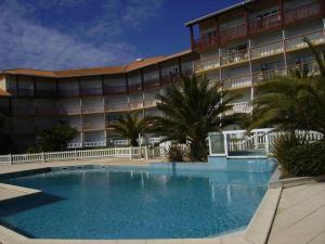 Appartements à côté Lac Marin de Port d'Albret, Apartmanok  Vieux-Boucau-les-Bains - big - 24