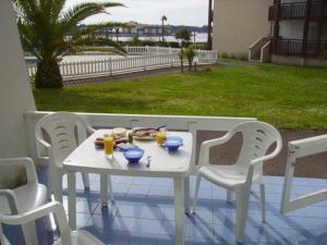 Appartements à côté Lac Marin de Port d'Albret, Apartmanok  Vieux-Boucau-les-Bains - big - 23