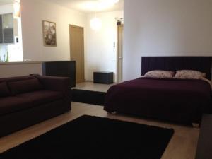 Nadiya Apartments 1, Apartmanok  Szumi - big - 9