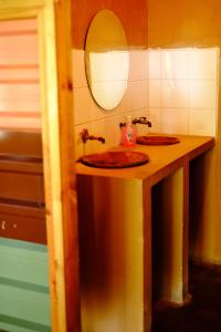Mozambeat Motel, Hostels  Praia do Tofo - big - 4