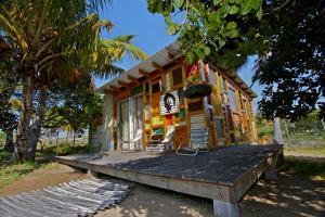 Mozambeat Motel, Hostels  Praia do Tofo - big - 3