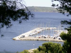Les Heures Claires, Nyaralók  Istres - big - 11