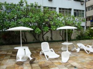 Apartamento Copacabana Barata Ribeiro, Апартаменты  Рио-де-Жанейро - big - 49
