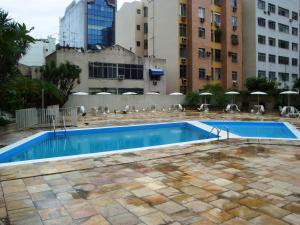 Apartamento Copacabana Barata Ribeiro, Апартаменты  Рио-де-Жанейро - big - 45
