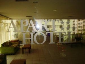 Apartamento Copacabana Barata Ribeiro, Appartamenti  Rio de Janeiro - big - 38