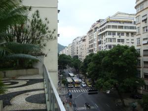 Apartamento Copacabana Barata Ribeiro, Апартаменты  Рио-де-Жанейро - big - 31