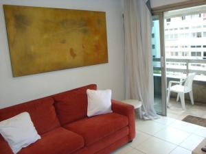 Apartamento Copacabana Barata Ribeiro, Апартаменты  Рио-де-Жанейро - big - 30