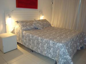 Apartamento Copacabana Barata Ribeiro, Appartamenti  Rio de Janeiro - big - 24