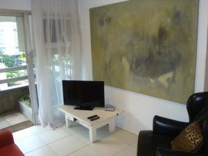Apartamento Copacabana Barata Ribeiro, Апартаменты  Рио-де-Жанейро - big - 19