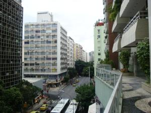Apartamento Copacabana Barata Ribeiro, Апартаменты  Рио-де-Жанейро - big - 8