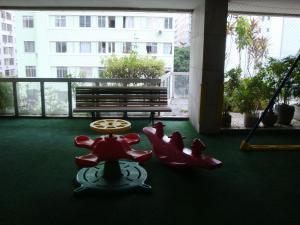 Apartamento Copacabana Barata Ribeiro, Appartamenti  Rio de Janeiro - big - 4