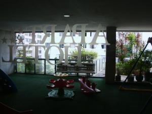 Apartamento Copacabana Barata Ribeiro, Апартаменты  Рио-де-Жанейро - big - 67