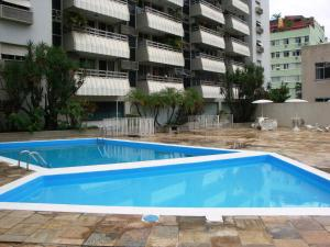 Apartamento Copacabana Barata Ribeiro, Апартаменты  Рио-де-Жанейро - big - 65
