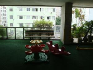Apartamento Copacabana Barata Ribeiro, Appartamenti  Rio de Janeiro - big - 64