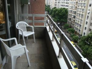 Apartamento Copacabana Barata Ribeiro, Апартаменты  Рио-де-Жанейро - big - 55