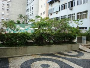 Apartamento Copacabana Barata Ribeiro, Апартаменты  Рио-де-Жанейро - big - 54