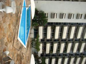 Apartamento Copacabana Barata Ribeiro, Апартаменты  Рио-де-Жанейро - big - 52