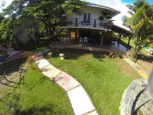 Finca El Jecho, Lodge  Villavicencio - big - 13
