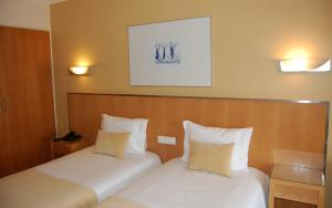 Hotel Mare, Hotel  Nazaré - big - 14
