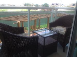 Apartamento VG Fun Residence, Apartmány  Fortaleza - big - 1