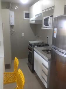 Apartamento VG Fun Residence, Apartmány  Fortaleza - big - 8