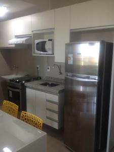Apartamento VG Fun Residence, Apartmány  Fortaleza - big - 11