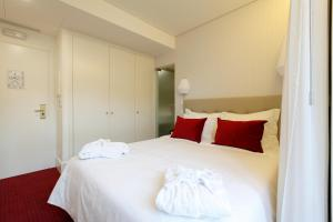Mini Double or Twin Room with Street View