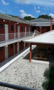Hotel Imaculada, Hotely  Curitiba - big - 24